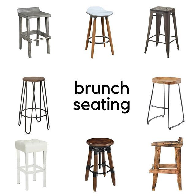At Worldwide Homefurnishings, we consider ourselves brunch experts. All you need is one waffle maker, fresh strawberries, a comfy seat at the breakfast nook, and a handsome man or woman to cook for you. See? We know what we're talking about!     http://worldwidehomefurnishingsinc.com/ace-30-bar-stool-in-natural-burnt.html