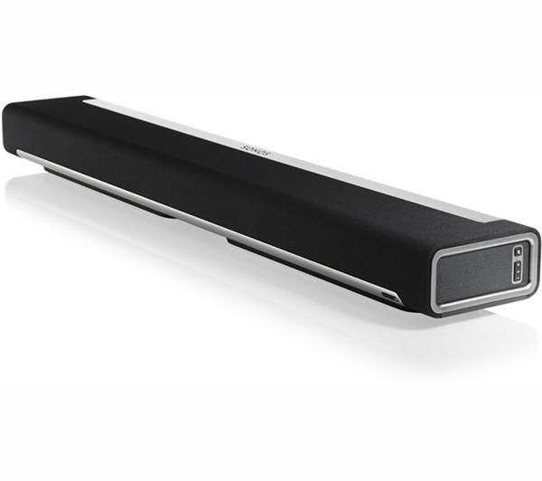 SONOS PLAYBAR Wireless Soundbar, I want one but its £600 or I can get one by Bush from Argos for £60