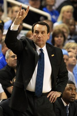 The Amazing Coach K
