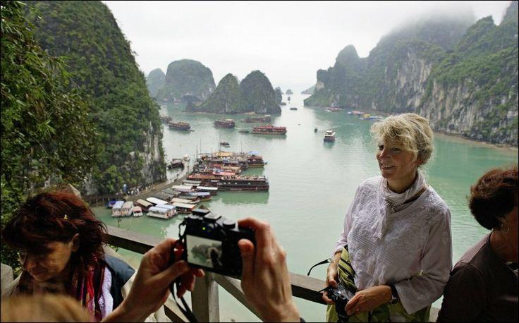 Mellom båter og berg i Vietnam  - VG Nett om Reiseliv