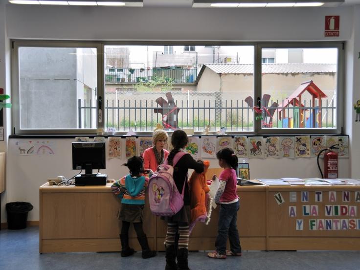 Servicios para niños y niñas: Préstamo