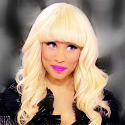 Nicki Minaj Hot Blonde Hair Pmts Www Paulmitchell Edu Nicki Minaj Hairstyles Nicki Minaj Wig How To Curl Short Hair