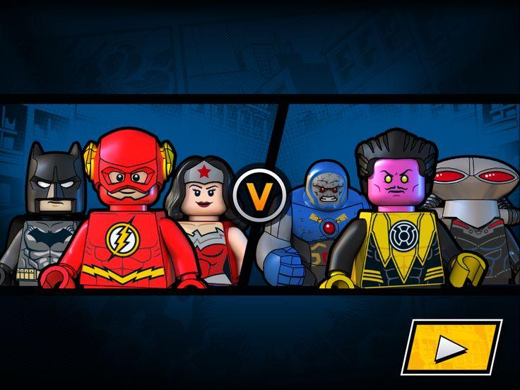 LEGO® DC Super Heroes- 스크린샷