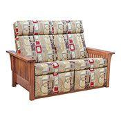 Living Room Furniture - Mission Living Room Furniture - Oak Living Room Furniture