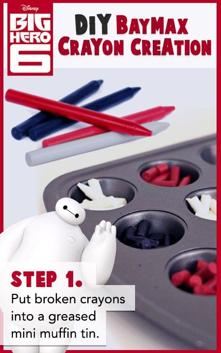 How To Create Baymax Party Dcor That Kids Can Color With Inspired By Big Hero