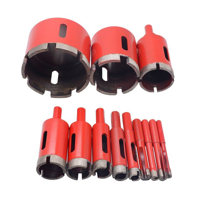 1pc 6 95mm 8mm 28mm Marble Opener Diamond Core Bit Hole Saw Drill Bit For Marble Granite Brick Tile Ceramic Concrete Drilling Review Drill Bits Brick Tiles Marble Granite
