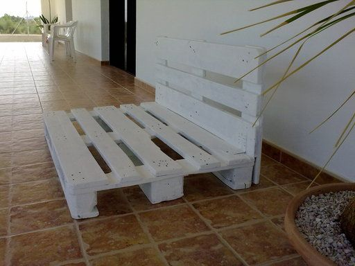 Tutorial Como Hacer Un Sofa Con Palets Sofa Para Terraza