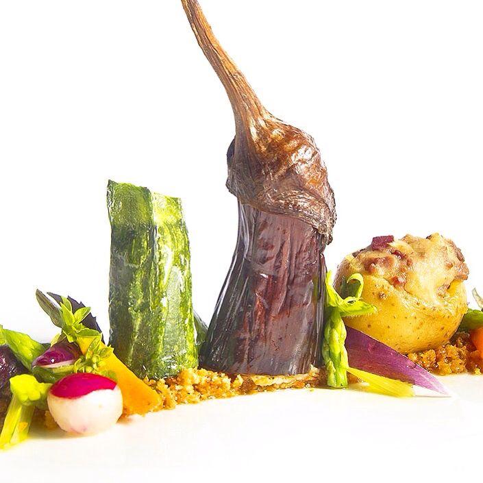 L'orto nasconde la caccia, un piatto che ha un grande significato per lo #chef Errico Recanati del #ristorante #Andreina. Una chicca per questa Domenica . http://bit.ly/1MinA6r