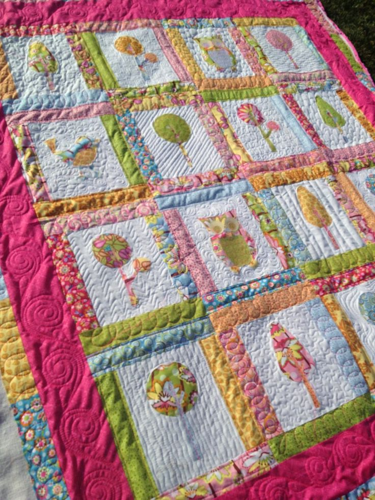 Machine Quilting by Molly Kohler of Lovely Threads