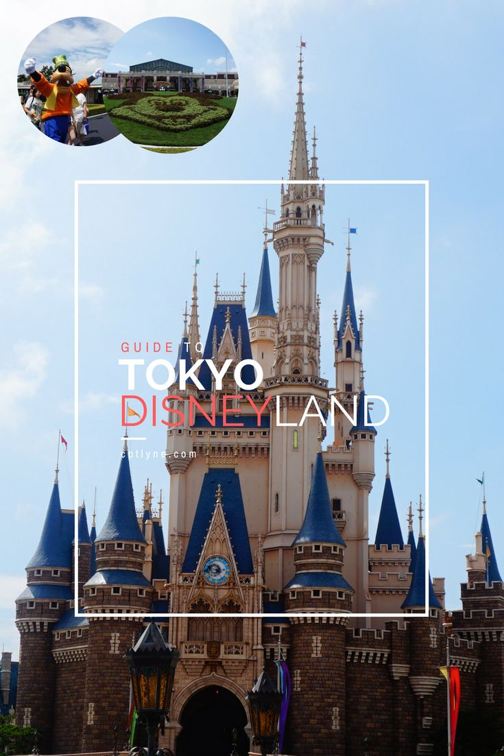Guide to Tokyo DisneyLand, everything you need to know to prepare your stress free journey and enjoy your day at DisneyLand. #Tokyo #Japan #DisneyLand