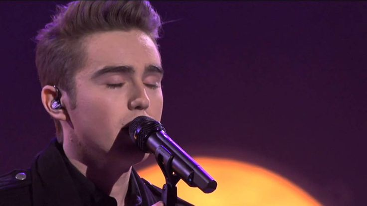 Harrison Craig Sings Can't Help Falling In Love: The Voice Australia.  no elvis, but sweet, pure rendition.