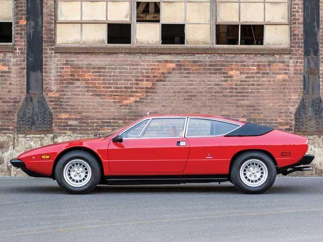 1975 Lamborghini Urraco. Nice CarsLamborghiniSports ...