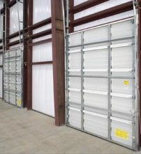 commercial overhead fire doors are a great choice for commercial properties