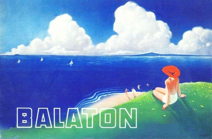 balaton retro plakátok - Google keresés