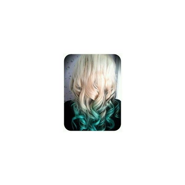 Awesome hair colors <3 ❤ liked on Polyvore