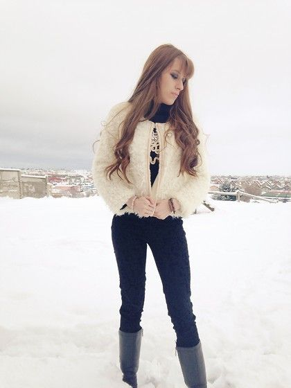 Snow time..