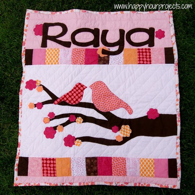 58 best NAMES ON BABY QUILTS images on Pinterest | Kid quilts ... : names of quilts - Adamdwight.com