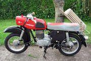 Sie suchen ein Motorrad / Motorroller der 1970er Jahre aus DDR für Film, Foto oder Events? Mieten Sie diesen Oldtimer von MZ in Brandenburg und bundesweit. 9664