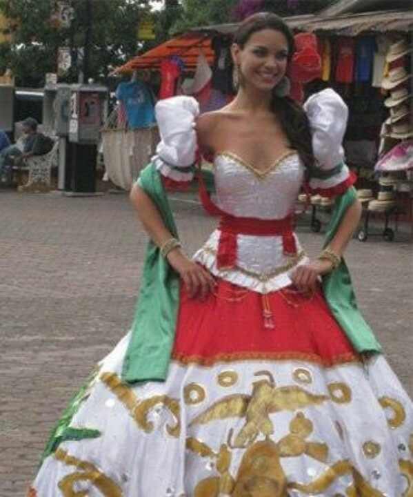 50 best Mexican Dresses images on Pinterest Mexican dresses