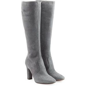 LAutre Chose Suede Knee Boots