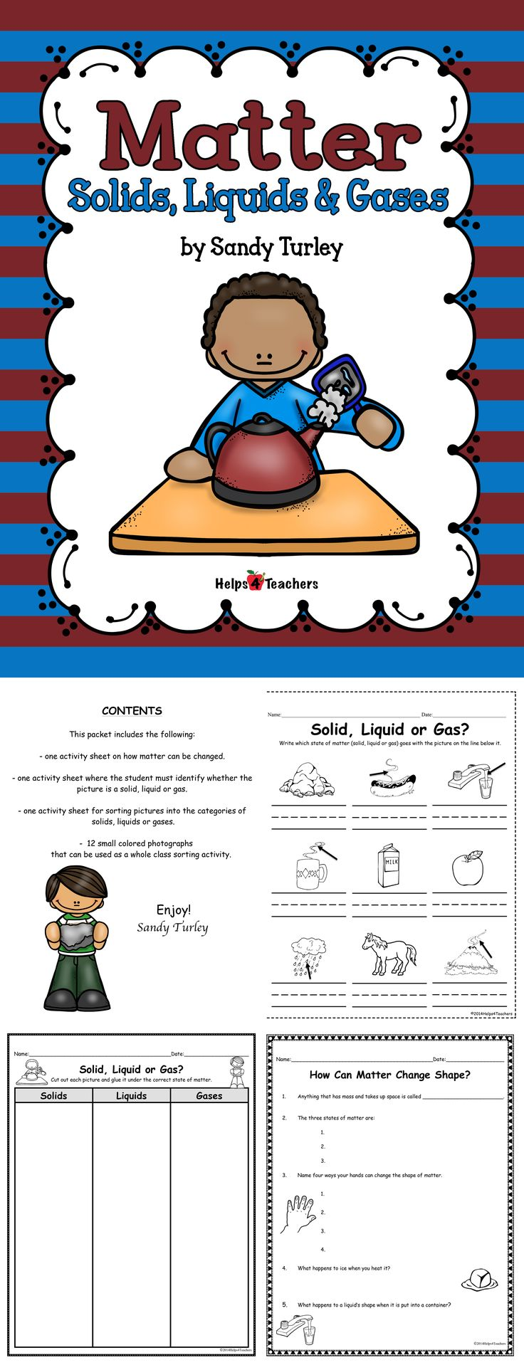 106 best solids liquids gases images on pinterest science matter solids liquids and gases gamestrikefo Image collections