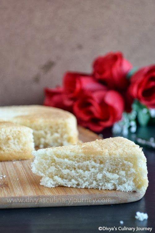 Basic Sponge Cake Recipe Without Baking Powder