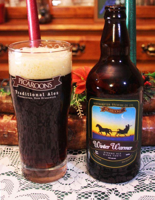 Canada's Craft Beer Atlantic: Great Winter Ales and It's Snow Joke