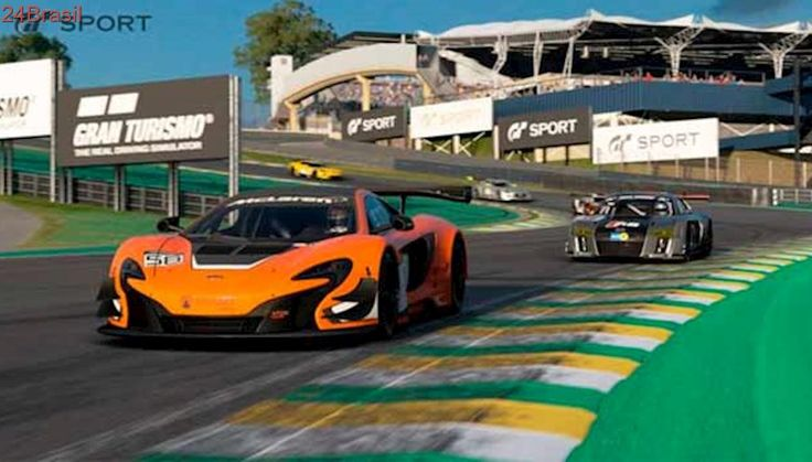 Pista de Interlagos é confirmada em Gran Turismo Sport; jogo chega ao PS4 dia 17