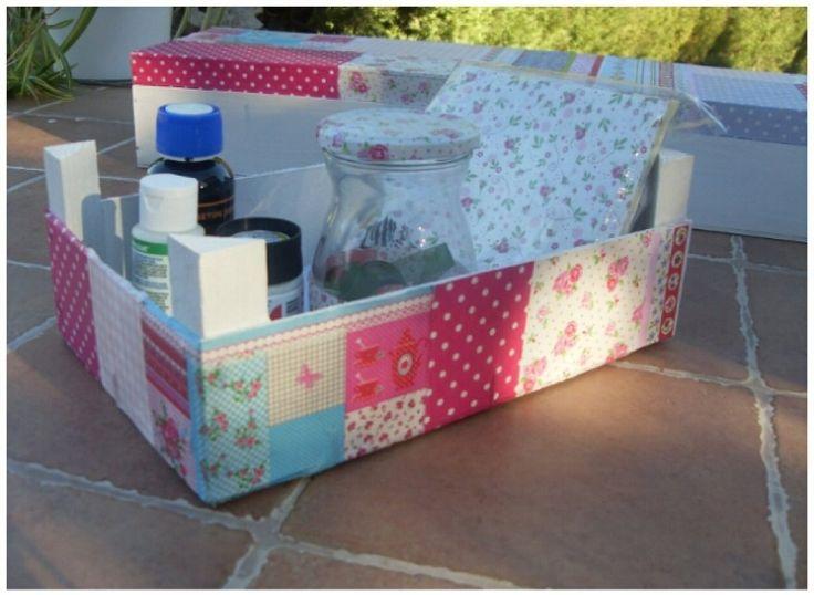 17 best images about cajas pintadas on pinterest cute - Cercas de madera ...