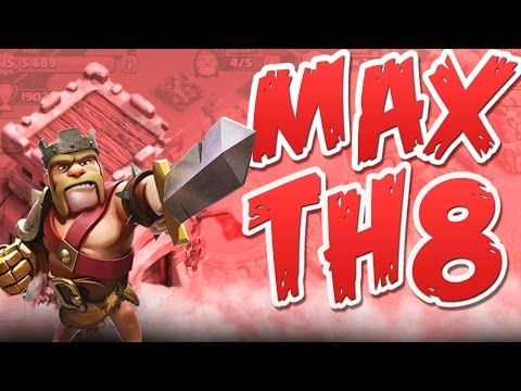 cool CLASH OF CLANS |  MAXING TH8 | DARK ELIXIR FARMINGOnce again we are on the road to maxing out our Townhall 8!. TH8 is one of my favorite townhalls in Clash of Clans! Lets max this base out! Clash of C...http://clashofclankings.com/clash-of-clans-maxing-th8-dark-elixir-farming/