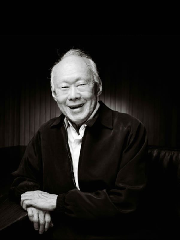 Might not agree 100% with his policies, but cannot deny his brilliance. Thanks for instilling the value of hard work and the importance of looking forward and towards the future always. RIP LKY.