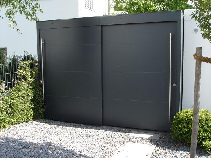 bilder gardomo design gartenh user fences gates. Black Bedroom Furniture Sets. Home Design Ideas