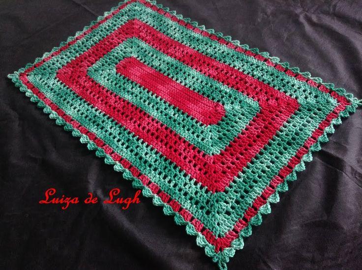 17 best images about tapetes de croch on pinterest for Tapetes de crochet