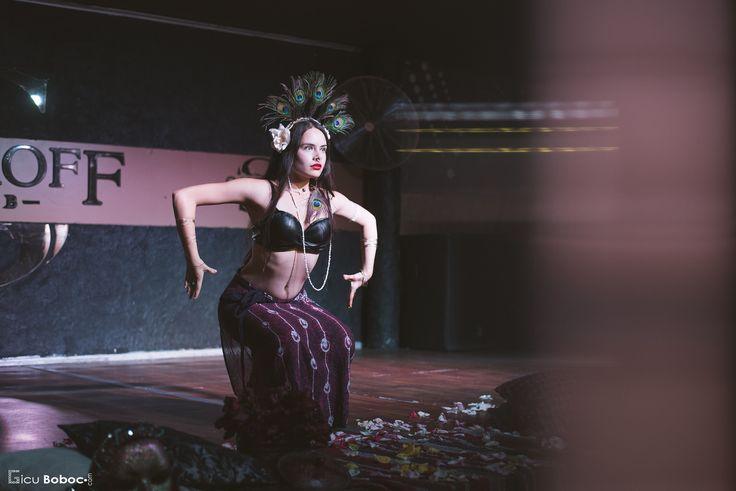 ZenMamma Tribal fusion bellydance- Peacock spirit at Tribal Autumn Ukraine