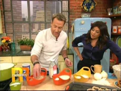 Todd Wilbur on Rachael Ray, Jan. 2010Burger King Onion Rings and Stouffer's Mac & Cheese Recipe