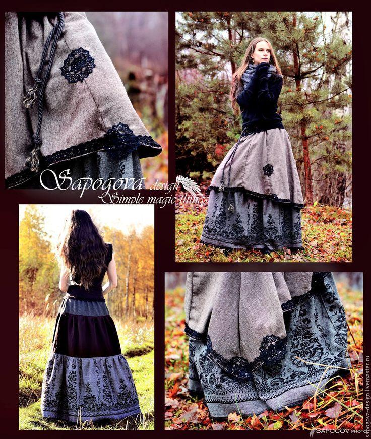 Двойная юбка с доставкой