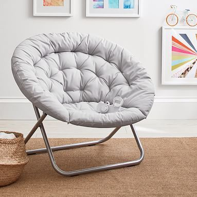 Elegant Solid Hang A Round Chair #pbteen #RoundChair