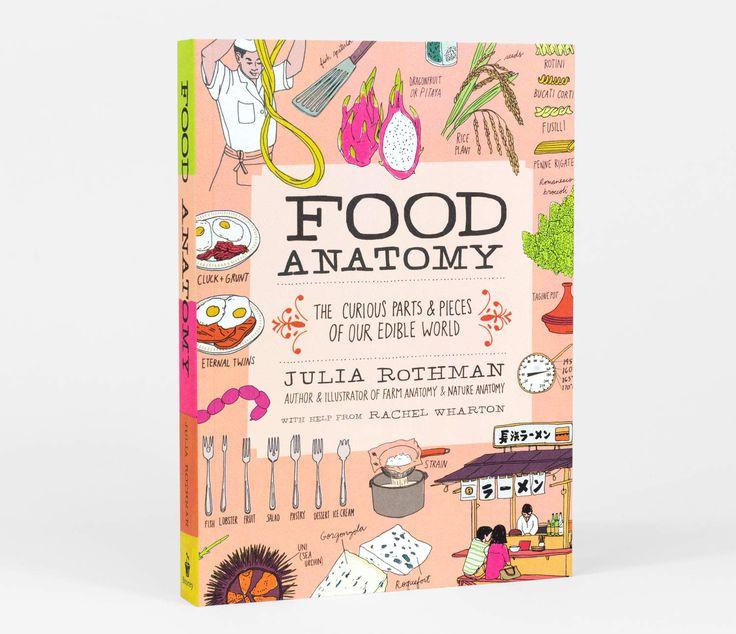 Julia Rothman - Food Anatomy