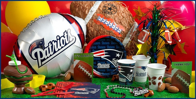 35 best images about super bowl party ideas go pats on for Super bowl party items