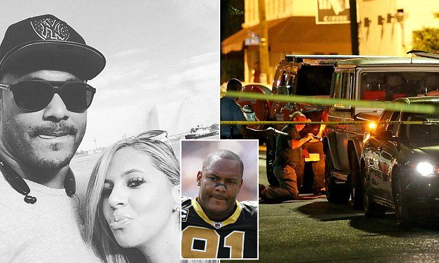New Orleans Saints are reeling today after the team's former defensive end Will Smith, 34, was shot to death in a road rage incident last night. Smith's wife was also shot in the leg twice.