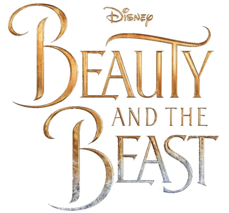 Disney Beauty & the Beast 2017 Logo