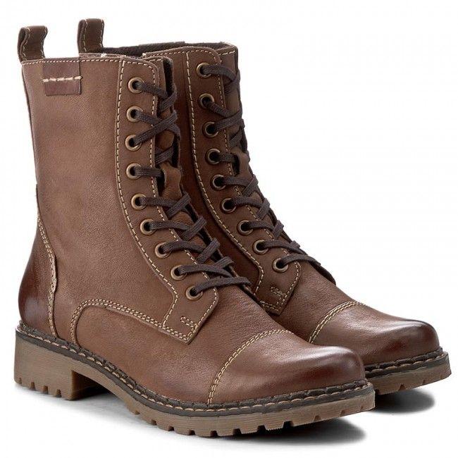 Magasított cipő LASOCKI - WI23-ZULA-03 Barna