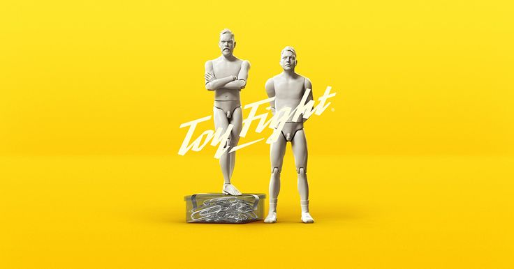 ToyFight® is an award winning digital agency, creating beautiful experiences for consumers and brands through design and technology.