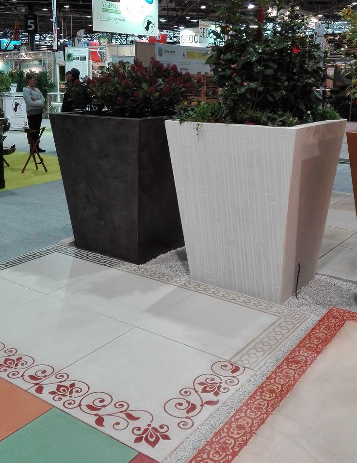 Die besten 25+ Terrasse beton Ideen auf Pinterest Beton Auffahrt - betonplatten selber machen