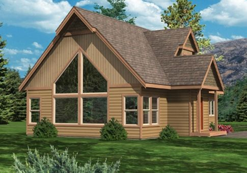 House Plans Freemont Linwood Custom Homes Cabin Pinterest House Cabin And Plan Plan