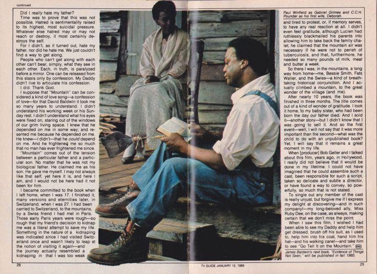 """7. essayist james baldwin wrote about the 1 point Baldwin later wrote baldwin became an  """"that essay was a beginning of my finding a new vocabulary and another point of view baldwin  james james baldwin:."""
