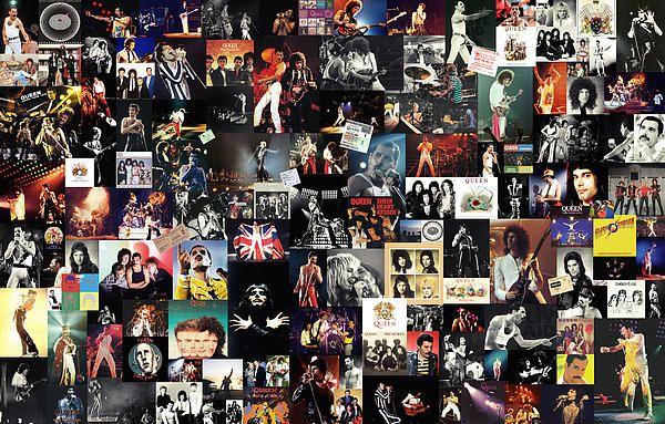 Queen Poster 192 Official Merchandise