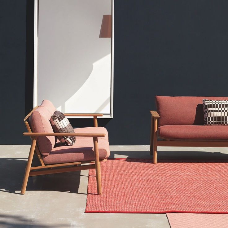 Kettal Riva collection by Jasper Morrison #new #collection #riva #teak #wood #outdoor #furniture #jaspermorrison #style