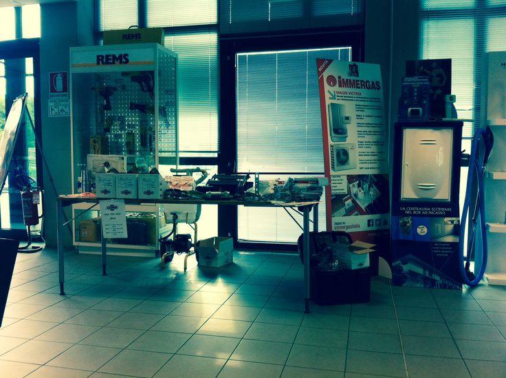 Ti aspettiamo a #Desenzano @Gruppo A.D. con giornata #dimostrazione #prodotti #corh i sistemi di #fissaggio #innovativi #idraulico #innovation