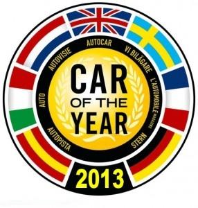 Voiture de l'année 2013 : 5 voitures électriques ou hybrides en lice